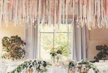 Wedding decor home