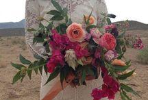 BBQ/Wedding florals
