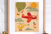 Kids' Room / by Cynthia Berthiaume