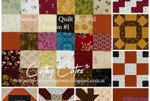 Farmer's Wife Quilt Revival Lessons