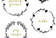 |handlettering|doodles|