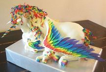 Parties: Rainbow  / Inspiration for a Rainbow Party / by Meg McNulty