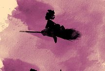 Studio Ghibli / by Douce Nathalie
