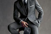 Mens corporate portrait