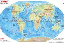 World Quake Maps