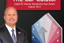 The Cal-Culator by Cal Haupt, CEO, Southeast Mortgage / The Cal-Culator: Atlanta Residential Real Estate Index