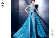 ELEGANCE VIBES / The New 2015 Haute Couture Collection by the Fashion Designer Ziad Nakad