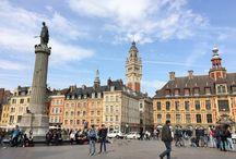 Hauts-de-France / Sur mon blog :  - Lille, avril 2016 - Côte d'Opale, septembre 2016