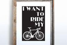 Bikes & rides / by Joyce Wan