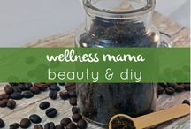 Beauty & DIY Ideas / DIY and natural beauty recipes and ideas! / by Katie WellnessMama