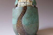 вазы / декор различных емкостей