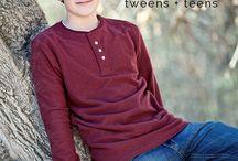 Posing tips for teenage boys