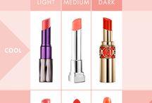 Best lip colours for various skin tones