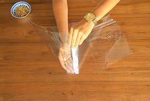 DIY Transparent Satchel 2