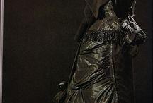 Reminiscences - Moodboard- / Victorian & Elizabethan Fashion
