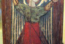 Virgins, Saints, Angels and Altars / by Karen Henderson