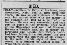 Ancestor News / Articles discovered on newspapers.com
