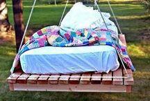 DIY day beds