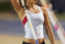 【人 筋肉】Athlete 女性