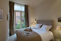 London Bedrooms / A selection of London bedrooms on offer at Just London, rental accommodation specialists. To see more visit www.london.emotional-escapes.com