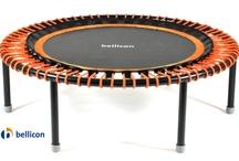 JumpPilates® / Trampoline springen staat garant voor veel plezier, maar met het trainen op de Bellicon® trampoline worden niet alleen de spieren van het lichaam, maar ook de conditie, balans, stabiliteit, concentratie en de coördinatie intensief getraind. Als het rebounden dan ook nog eens wordt gedaan volgens de Pilates principes en met een geactiveerd Powerhouse, dan heb je een TOP Pilates cardioworkout! Dit is JumpPilates® met gegarandeerd resultaat! In de studio worden ook workshops gegeven op de Bellicon®