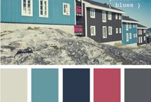 Armonías de color