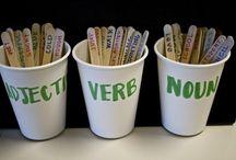 Teaching grammar / by Abby Locatis