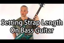 Bass Fundamentals - Talkingbass Lessons / These lessons deal with the fundamentals of bass playing. From Mark J Smith of Talkingbass.net