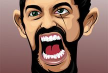 My Vector ART / this was originaly my art.. hope you will enjoy it....