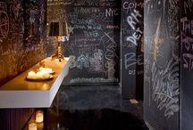 Graffiti kitchen