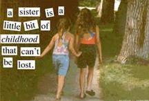 Sister love ....