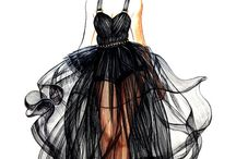 Croquis Fashion