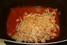 Crock Pot Recipes / I love my crockpot!