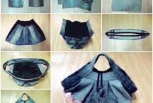 Borse jeans