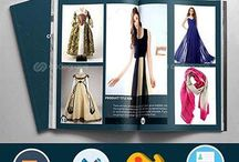 Lifestyle Product Catalog Template