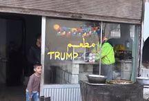 Σύρος ονόμασε το εστιατόριό του... Ντόναλντ Τραμπ! (video)