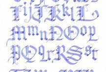 alfabet tutorial
