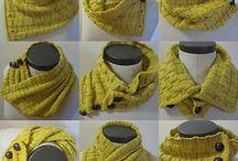 шарфы-шали