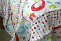 rag blanket/fleece