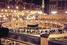 Holy Makkah...