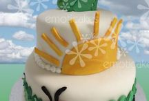 Eric Carle Cakes