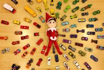 Chip, our Elf. / Elf on the shelf