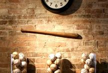 B's Home Baseball Office / by Suzanne Hennessey