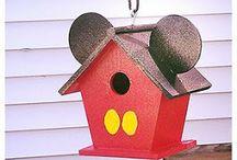 birdhouses / by Toya Goss