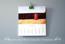 Calendarios / by Noly Gil