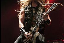 monsters of metal!! / by daniel guerrero