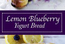 Lemon is my fav! / Cooking baking or decorating  anything lemon