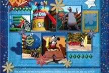 Scrapbooking Disney: Resorts / by Lena Hall