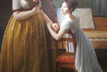 1790-1799 Late Georgia/Early Regency Weirdness