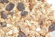 granola  & crisp  bars